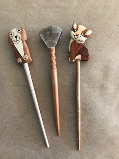 Wood Inlaid Laying Tools