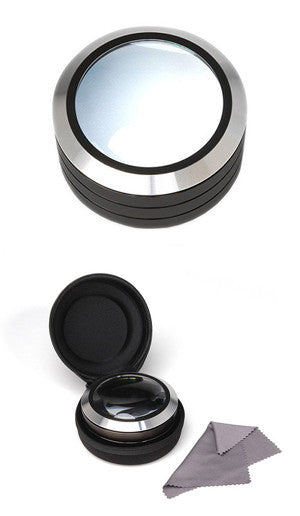 Lighted Desktop Magnifier