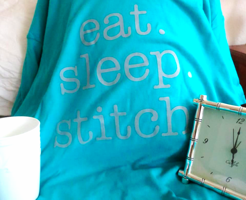 EAT. SLEEP. STITCH T-Shirts