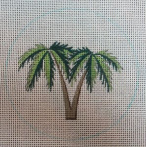 Beach 6 Palm Tree QRS 119