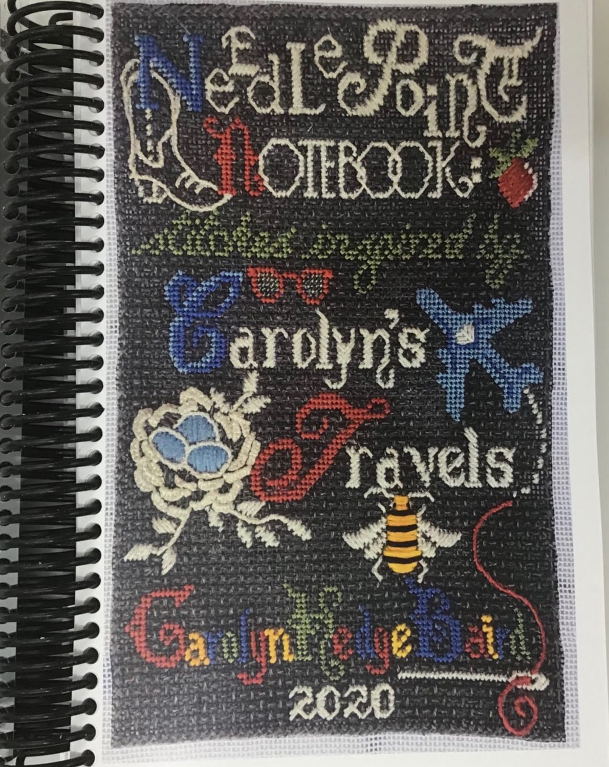 Needlepoint Notebook
