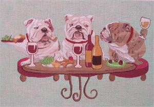 Bulldogs Wineing