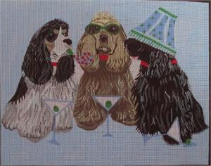 Party Animal Spaniels