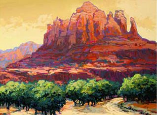 Bed Rock Sedona QRS 84