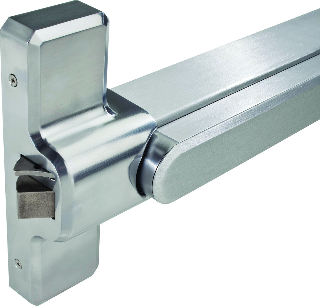 Door Exit Device STANLEY QED100 Series (QED111, QED112, QED113) Rim Function 3 Ft.