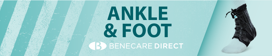 Benecare Ankle & Foot Supports