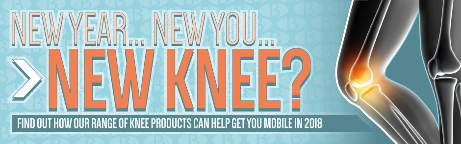 New Year, New Knee, Knee Injuries, Knee products, Benecare