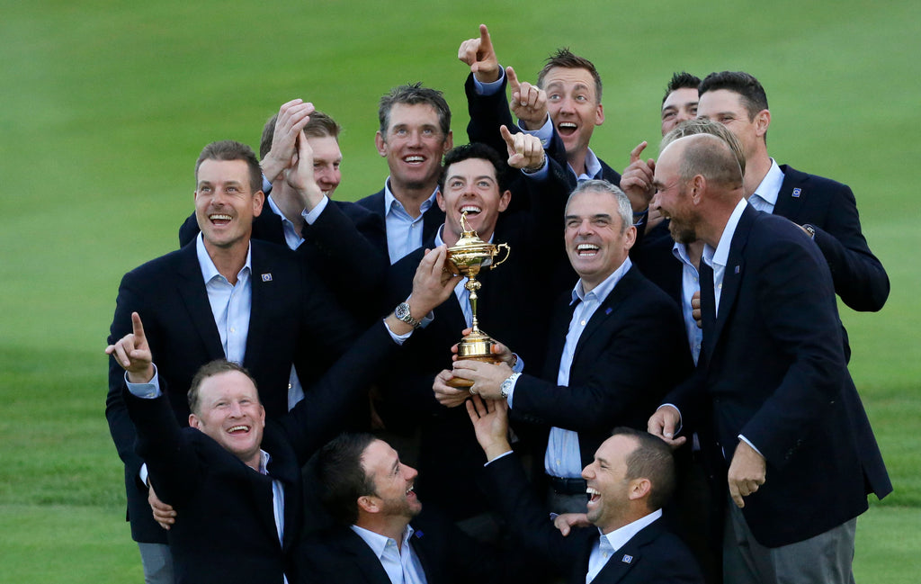 ryder cup, europe, golf, benecare,