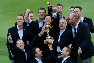 ryder cup, europe, benecare, golf,