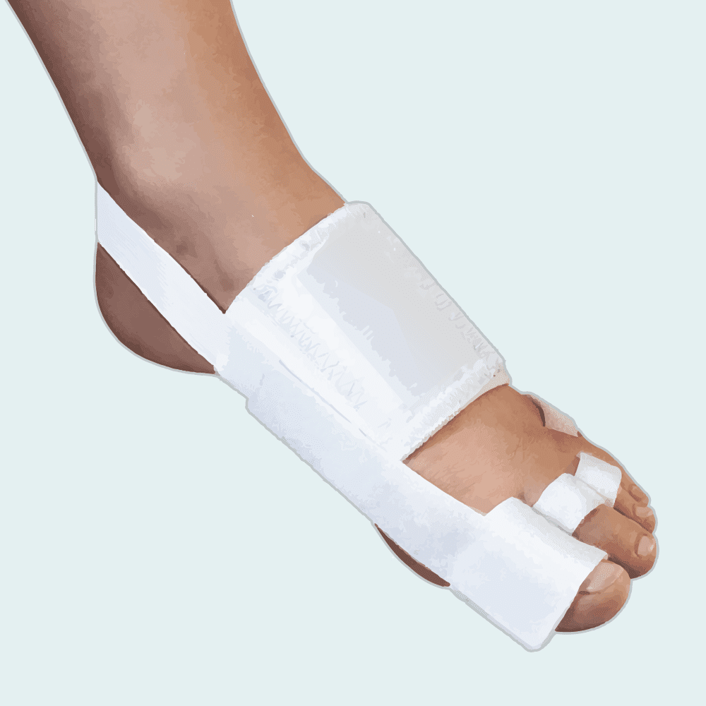 Benecare Toe Alignment Splint