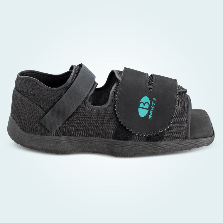 BeneFoot Medical Square-Toe Shoe