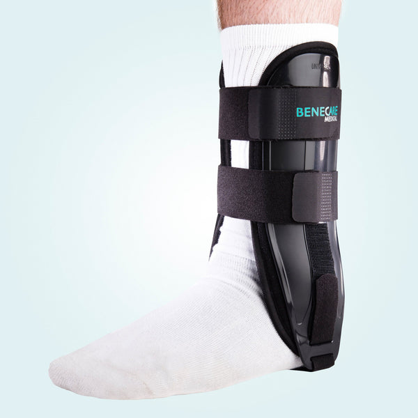 The Benecare Memory Ankle Brace
