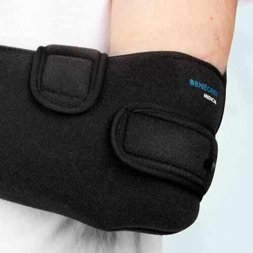 The Benecare Poly Arm Sling is easy to apply with touch and close fastening.