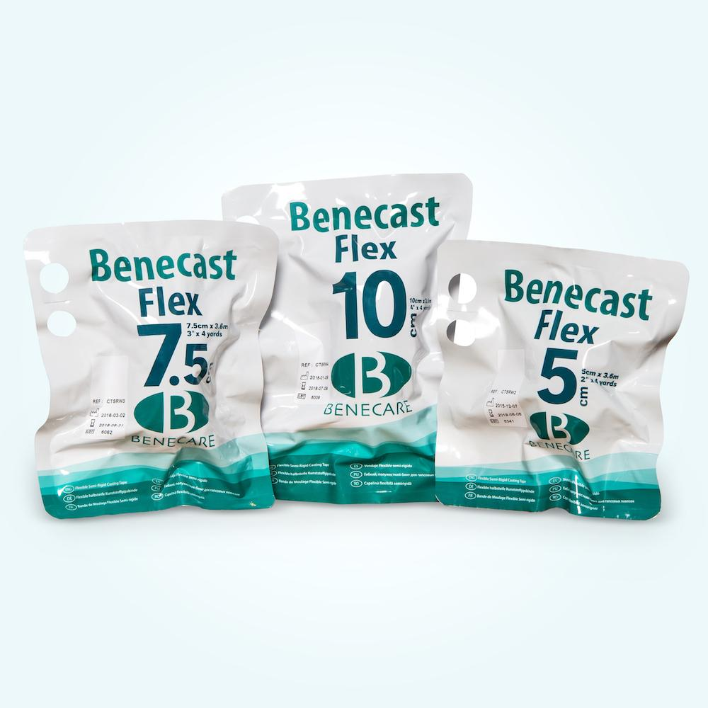BeneCast Flex (Semi Rigid) Casting Tape (For Pets, Vets & Horses) (Single Roll)