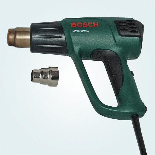 The Bosch Hot Air Gun (Heat Gun).