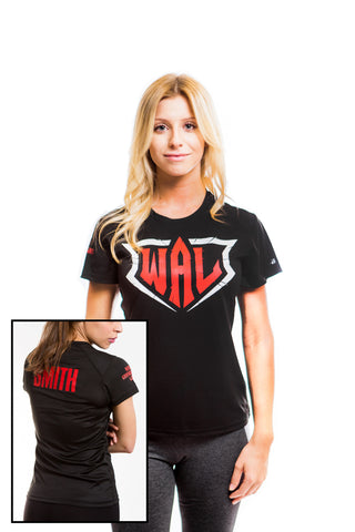 Women's WAL Customizable Wicking Tee