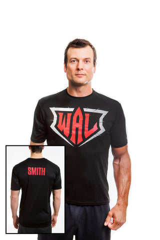 Men's WAL Customizable Wicking Shirt