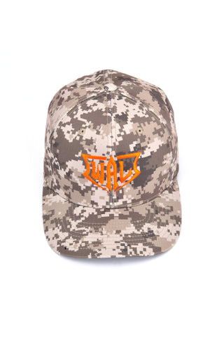 EXCLUSIVE WAL Camo Cap