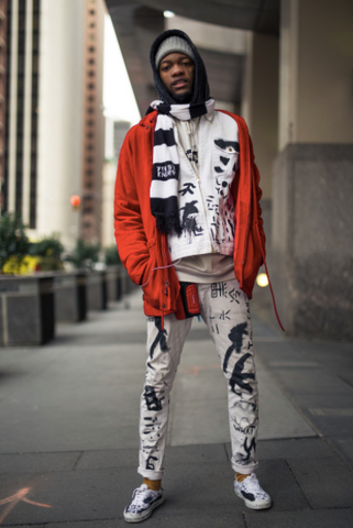 Street Style From Mens New York Fashion Week