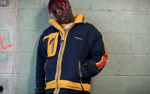 Lil Yachty New York Fashion Week Mens Nautica