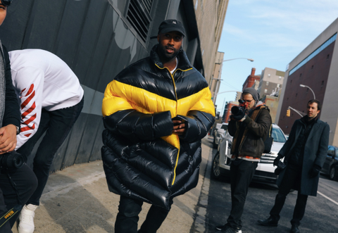 New York Fashion Week Mens Best Street Style