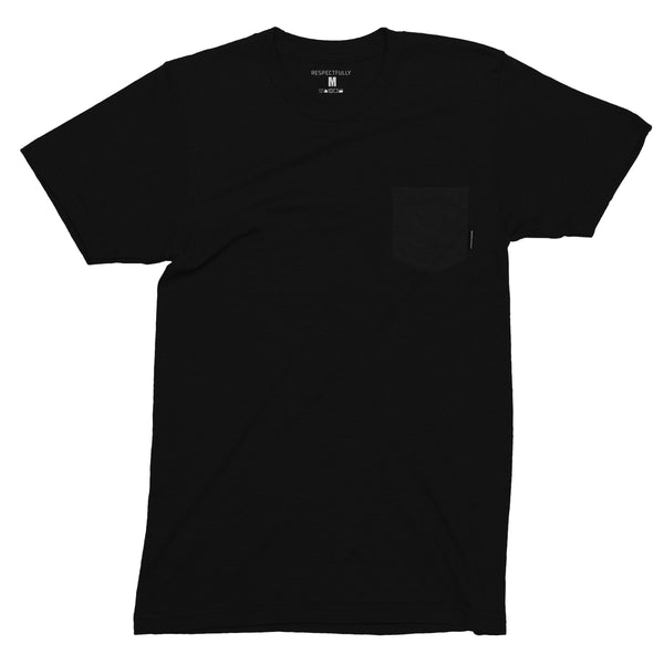Respectfully logo Pocket t-shirt