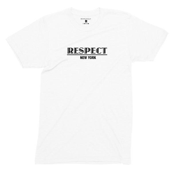 white respect new york
