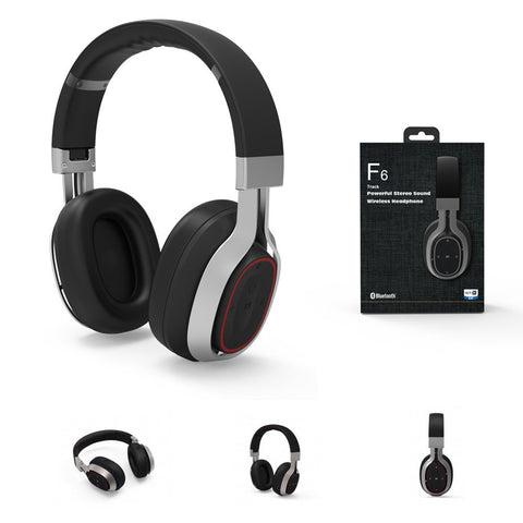 F6 Bluetooth headphone - active noise cancelling