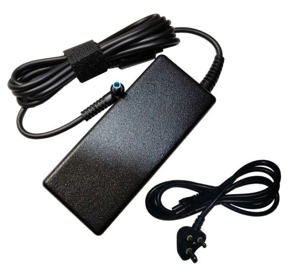 Replacement Laptop AC adapter for HP Blue Pin 19.5V