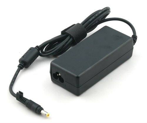 Replacement AC adapter for HP 18.5V 3.5A 65W - Small Pin