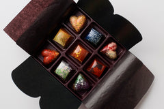 9 Chocolats Box