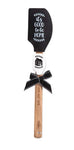Brownlow Gifts Kitchen Buddies 2-Piece Silicone Spatula Set - It's Good to Be Home