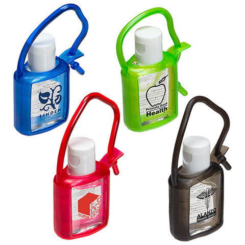 Cool Clip Hand Sanitizer