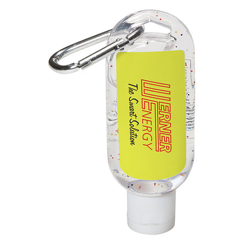 Clip It 1.8 oz Moisture Bead Hand Sanitizer