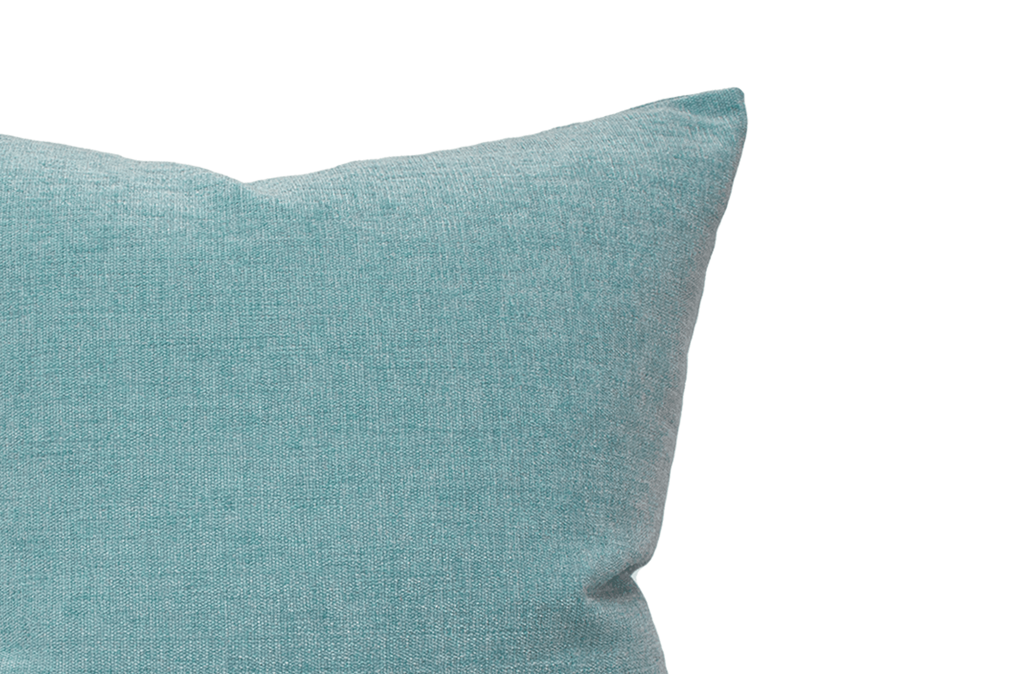 Blue Chenille Cushion Cover Cushion Cover Canadian Down & Feather Company