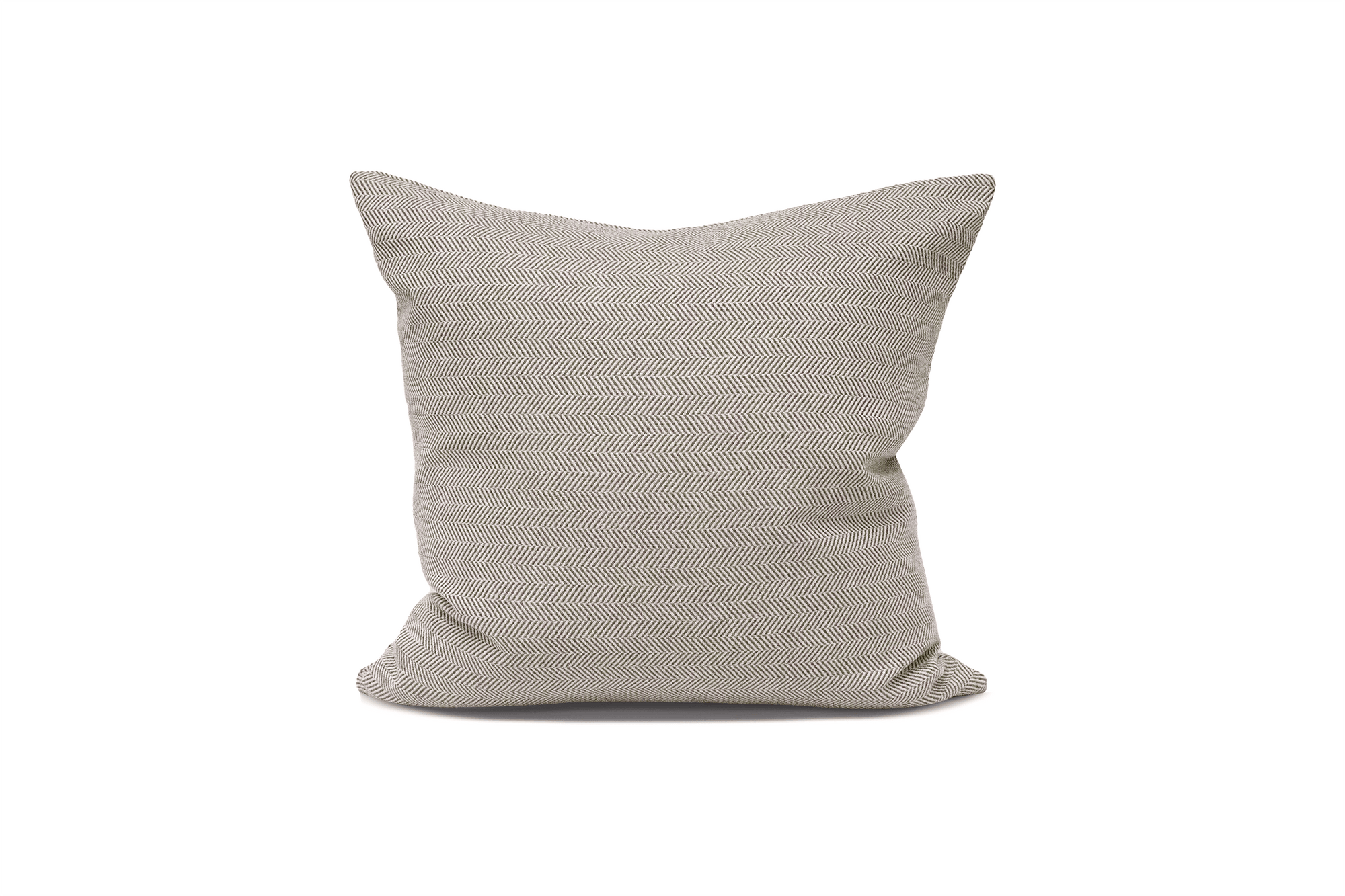 Concrete Herringbone Cushion Cover Cushion Cover Canadian Down & Feather Company