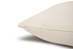 Cream Cushion Cover Cushion Cover Canadian Down & Feather Company