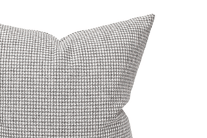 Castle Houndstooth Cushion Cover Cushion Cover Canadian Down & Feather Company