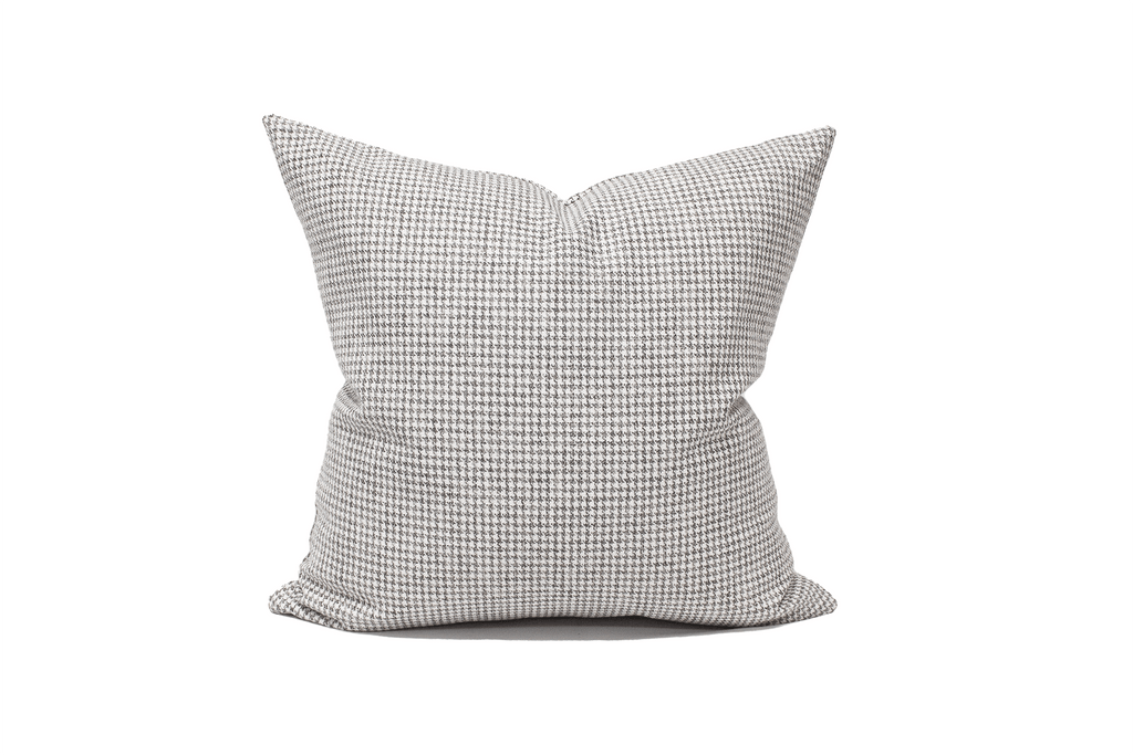 Castle Houndstooth Cushion Cover