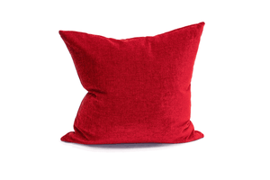 Poppy Chenille Cushion Cover Cushion Cover Canadian Down & Feather Company
