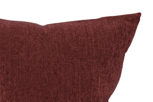 Berry Chenille Cushion Cover Cushion Cover Canadian Down & Feather Company
