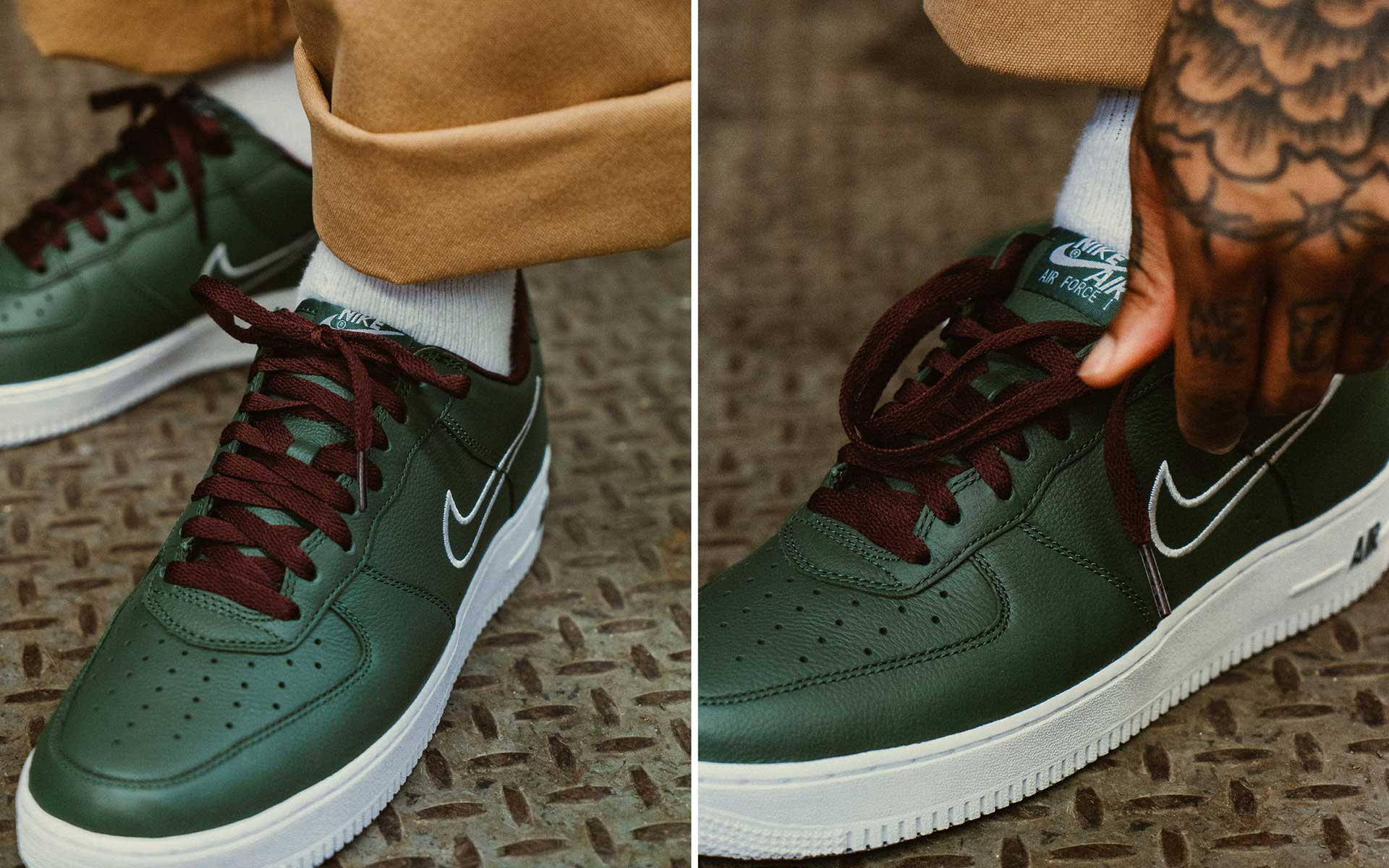 new lifestyle amazing selection new product Nike Air Force 1 'Hong Kong'