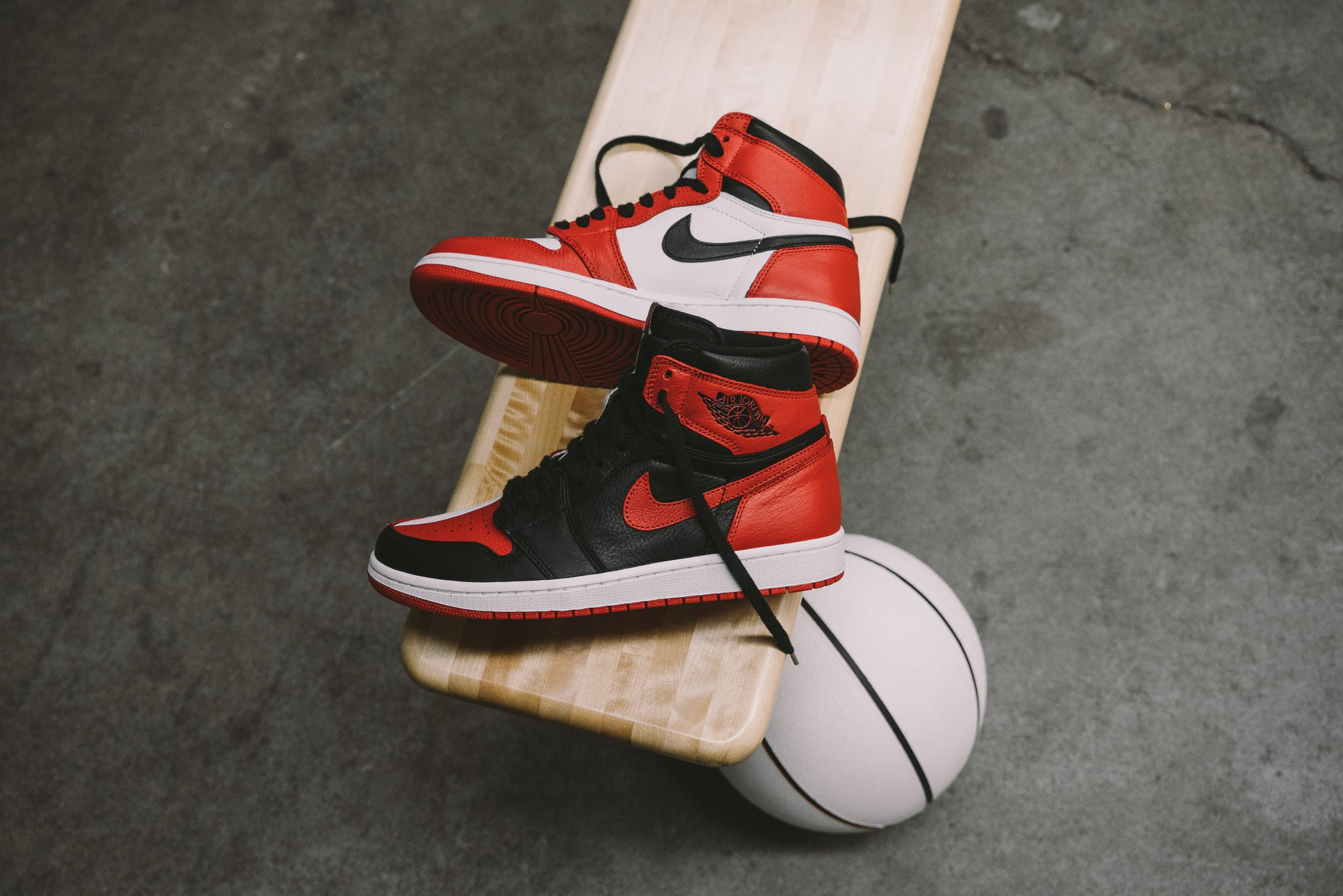 605dcddf8dad6e Air Jordan 1  Homage To Home  Raffle at Notre