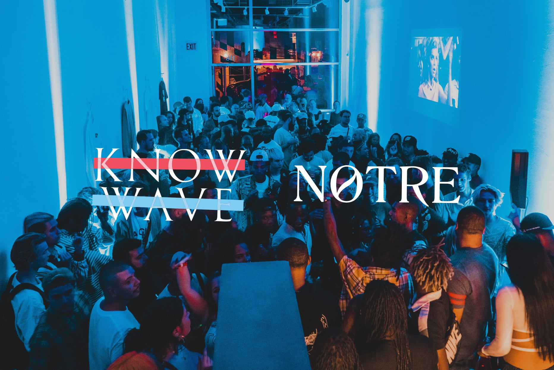 Recap: Notre Talk 06: Aaron Bondaroff and Al Moran | KNOW WAVE Afterparty at Notre