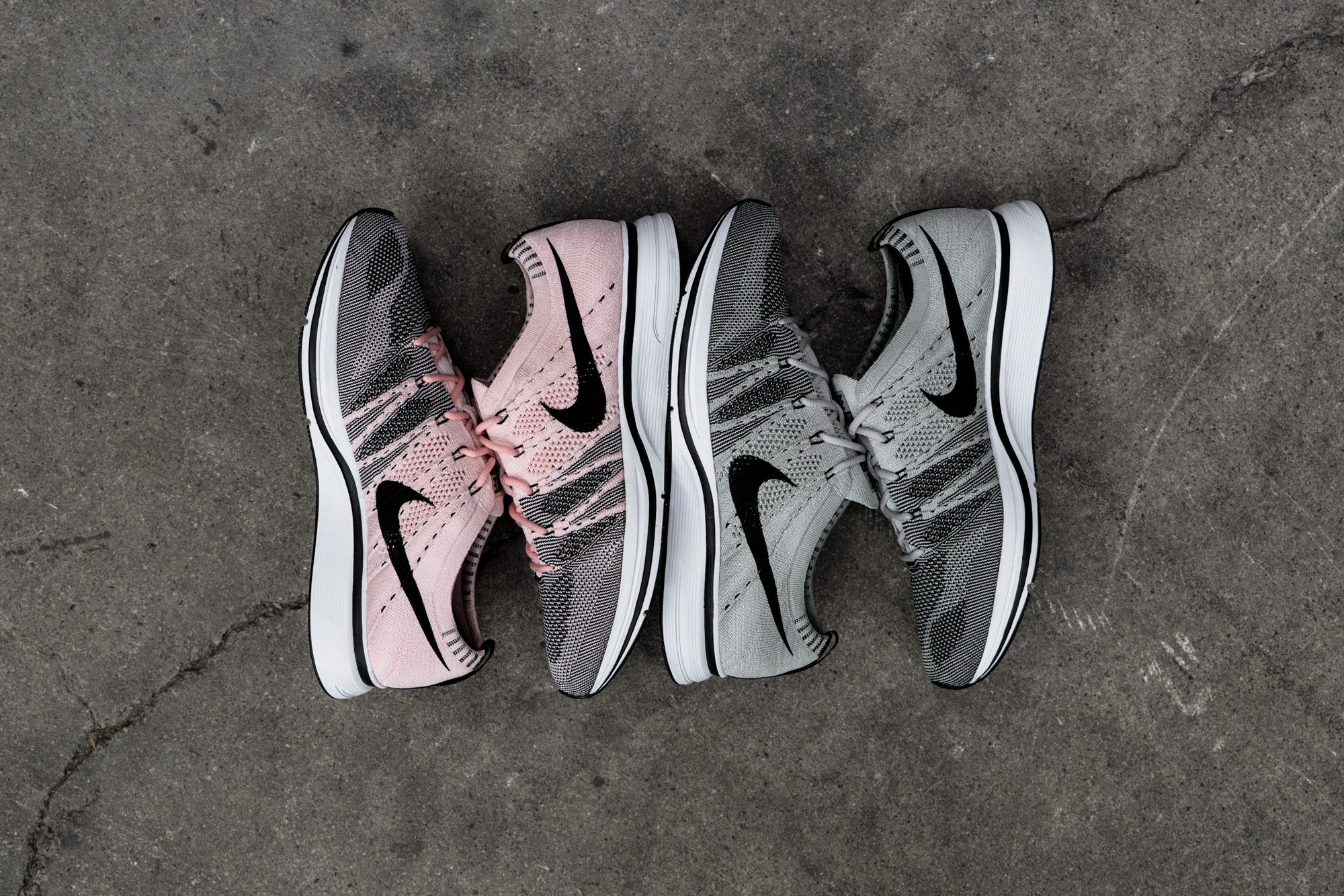 d92949e17004 ... reduced nike flyknit trainer pale grey sunset tint at notre 059ce 3b0eb