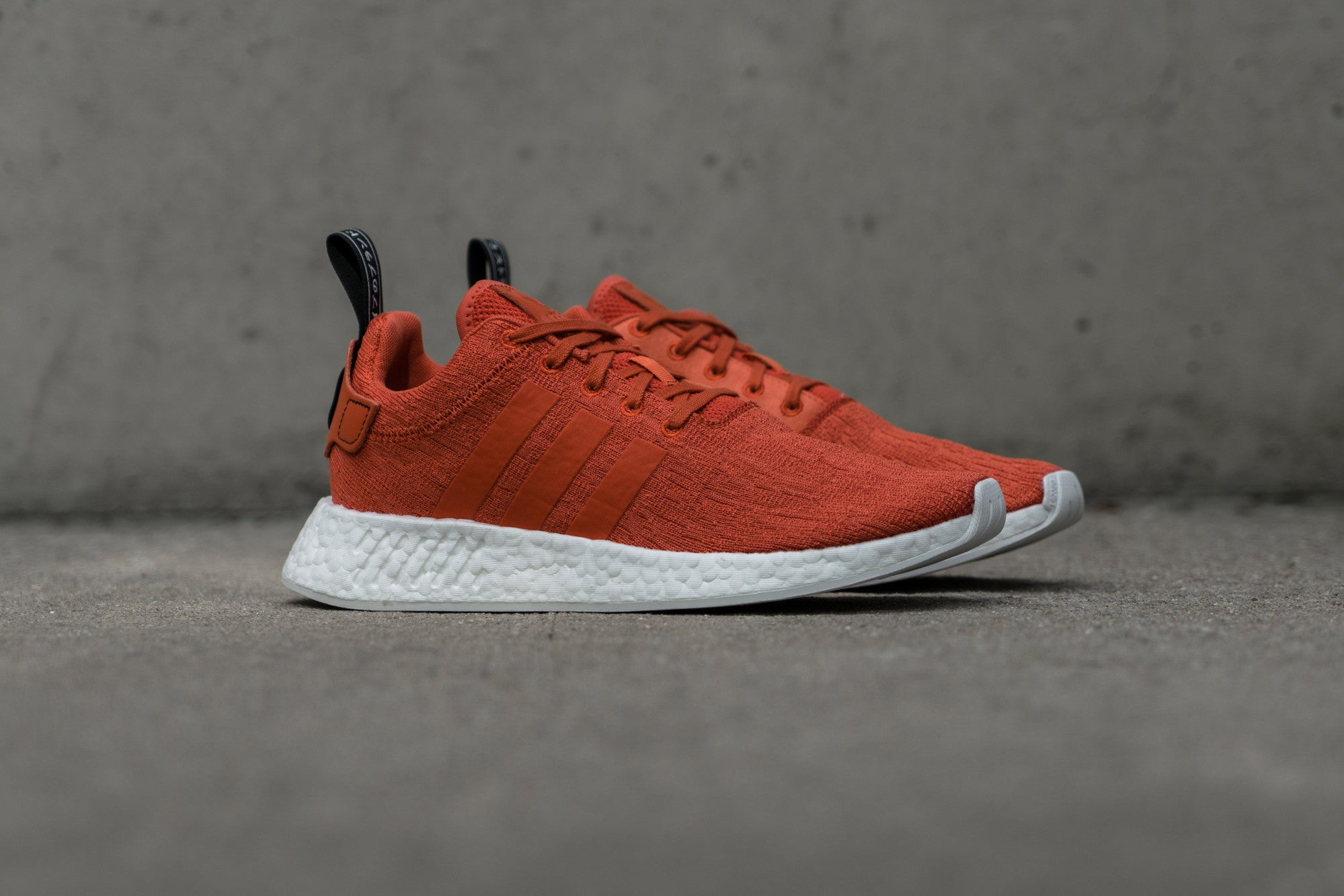 Notre Shop: adidas NMD R2 in Orange Multi sku BY9915-8