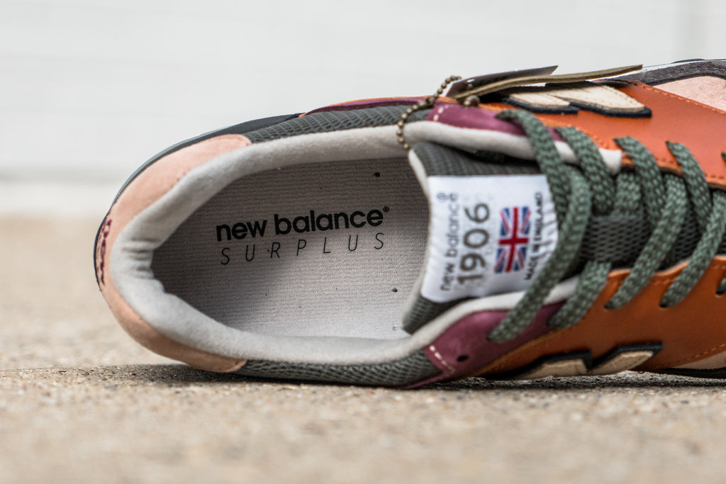 "New Balance Made in England ""Surplus Pack"" at Notre"