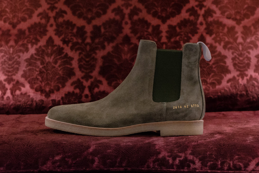 Common Project Chelsea Boots