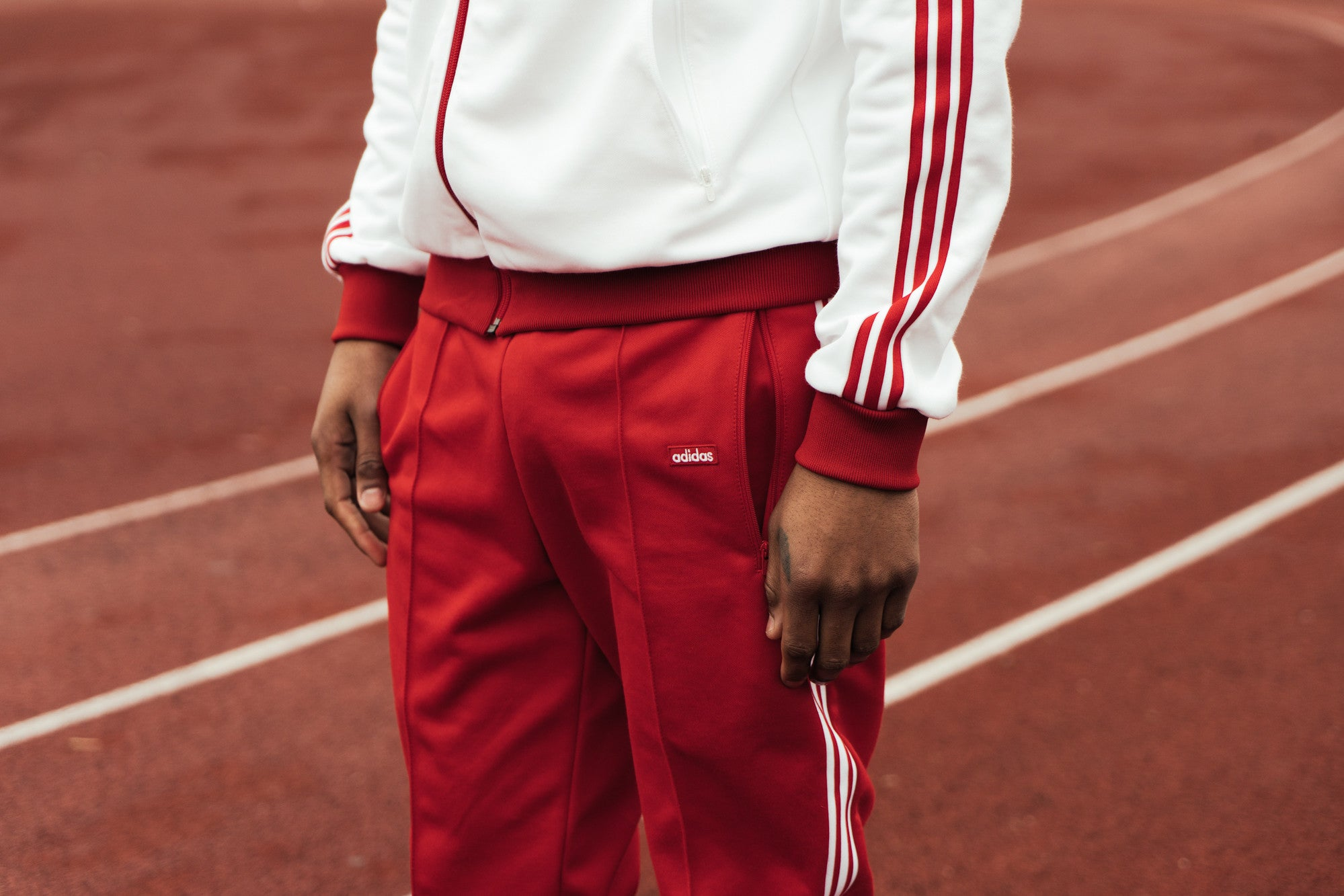 "adidas Beckenbauer ""Made In Germany"" Tracksuit at Notre"