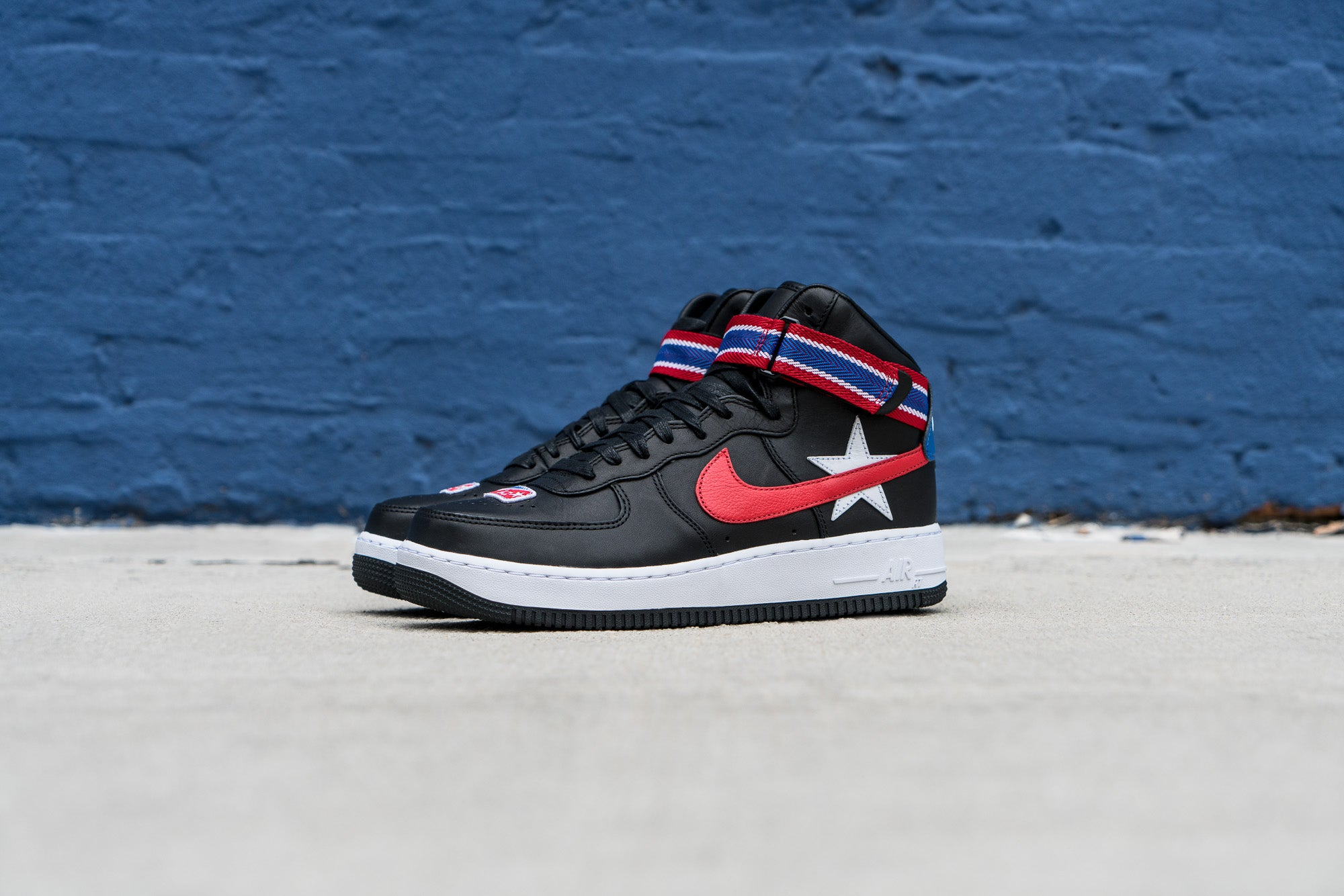 arrive 1f7ce c2801 NikeLab X Riccardo Tisci Air Force 1 High